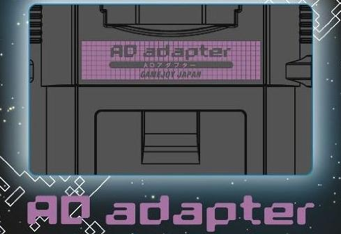 Modding the Tototek/gamejoy GBA-SNES AD Adapter.  AD_ADAPTER1