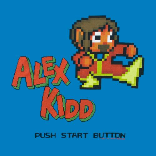 Top 10 de vos personnages favoris Alex-kidd