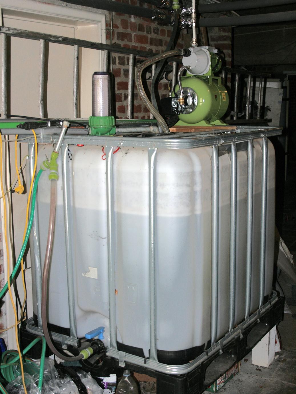 Me déconnecter du réseau électrique pour devenir autarcique grâce à la PAH Cuve