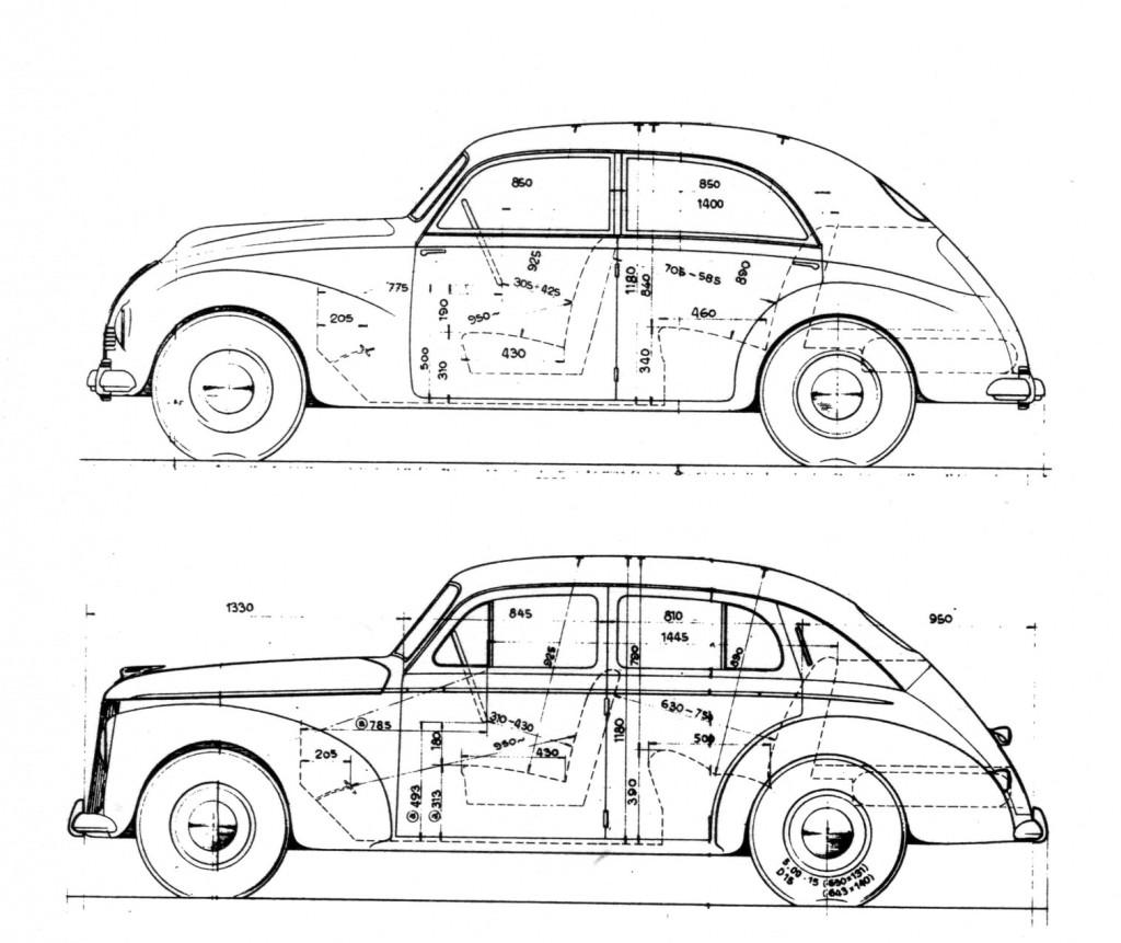 Autoconfronti - Auto di ieri e di oggi - Autoconfronti Immagine_05-1024x861