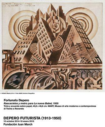 ÚLTIMA EXPOSICIÓN QUE HAS VISTO - Página 6 Rascacielos-y-metro-para-La-nueva-Babel-1930