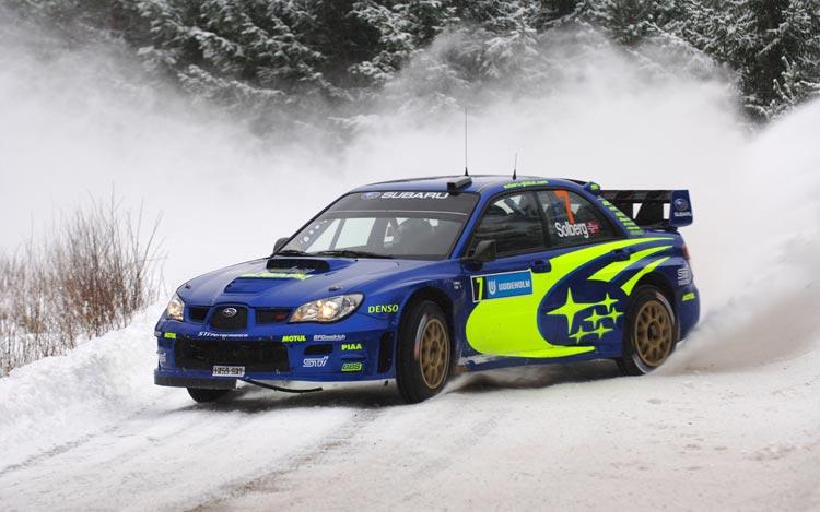 Pilotos de Rally profesionales en RBR 112_0705_11zpeter_solberg_subaru_impreza_rally_carsliding