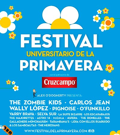 A la guan a la tu a la guan tu tri Cartel_festival-universitario-de-la-primavera-sevilla-2014