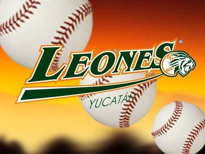 Les Presento a mi equipo:Leones de Yucatán. - Página 5 Logo-leones
