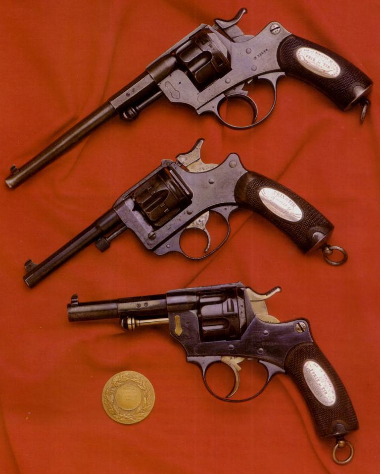 Revolver 1892 - Page 2 Revolvers-1874-prix-de-tir-6mm
