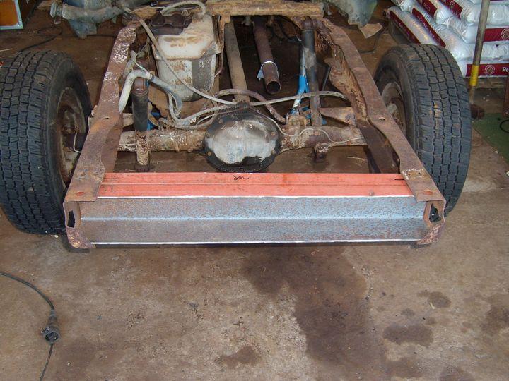 """PrimusRex - Ford """"Jesus"""" Ranger -88 Rambalk2"""
