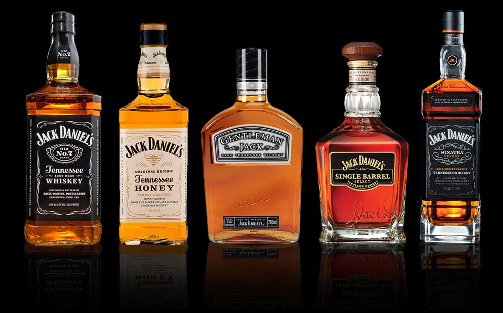 Jack daniel's Jack-range