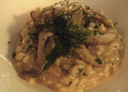 Primi piatti Siciliani  Risotto-porcini1