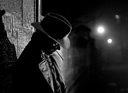 Deadlands Noir Noir