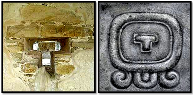 "Unexplained Mystical Structure: Egyptian ""Ankh Cross"" Temple―Built By The Aztecs? Tau-cross-mexico"