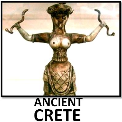 Древний культ карго или свидетельство единой древней религии? Ancient-Crete-4