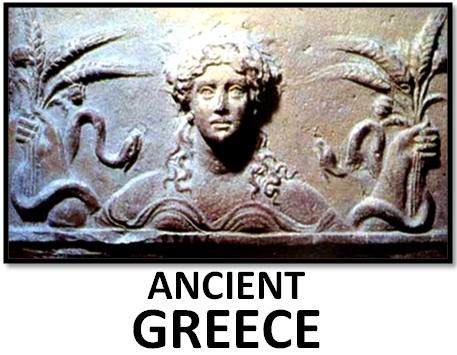 Древний культ карго или свидетельство единой древней религии? Ancient-Greece-2
