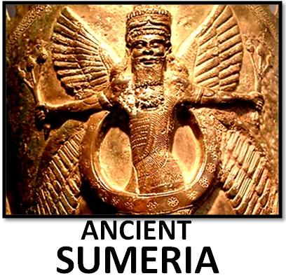 Древний культ карго или свидетельство единой древней религии? Ancient-Sumeria