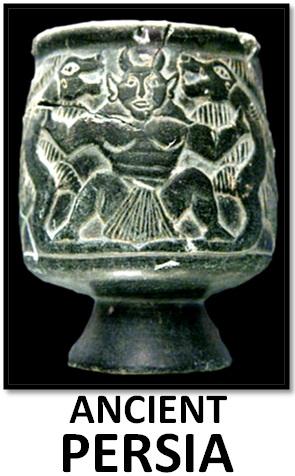 Древний культ карго или свидетельство единой древней религии? Ancient-Persia