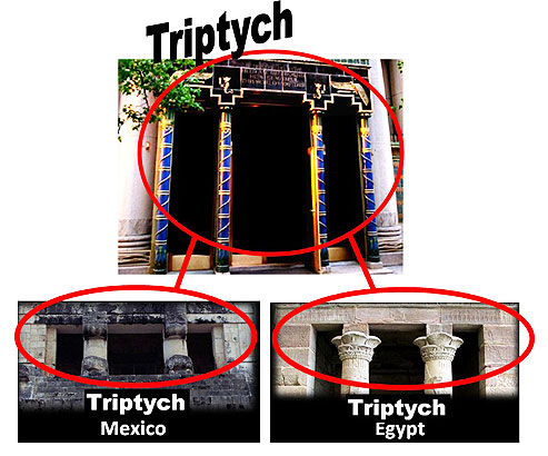 Triptych Temples & the GodSelf Icon in Ancient Cultures Pythian-2
