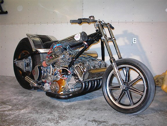 les autres montures Superbike