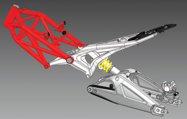 Falando de TECNOLOGIA... 2009-Ducati-Monster-696-Motorcycle-Test-Tuttle-071