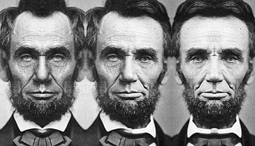 Photography is not art Abe-lincoln