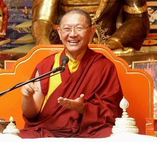 Evenement: Visite de Ringu Tulku Rinpoche du 31/03 au 02/04 à Samye Dzong RTRShedra