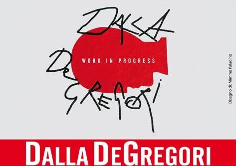 LUCIO DALLA - TOUR E DATE CONCERTI Duemiladieci-work-in-progress