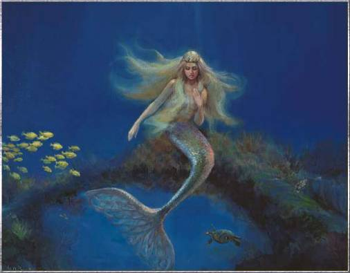 Sirenas, pon tus imagenes. Sirena2