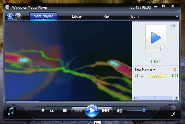 برنامج  Windows Media Player 11 Final Windows_Media_Player_11