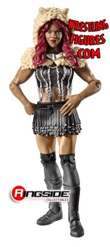 Basic 23 Prototype Images: Alicia Fox, Kane, Hunico, HHH, Mysterio, and Santino. Mfa23_alicia_fox