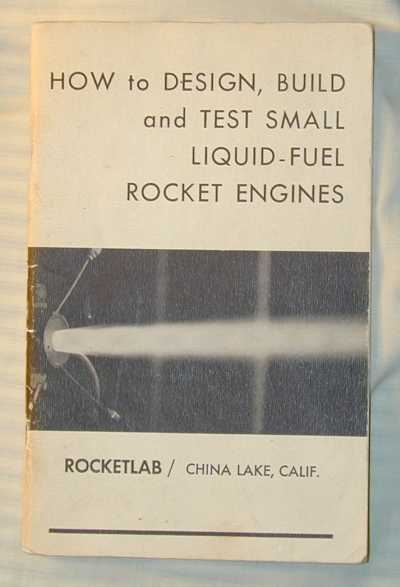 recherche docs sur moteurs fusées. Cover1