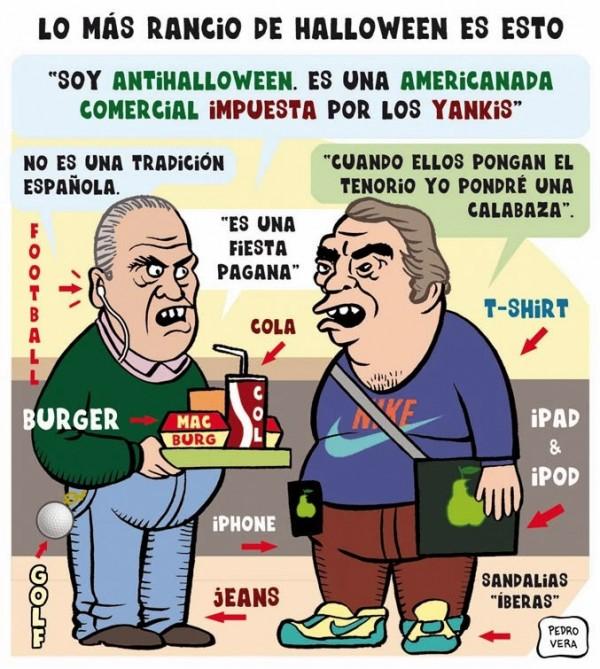 Pérez Reverte, el Chuck Norris español - Página 9 Lo-mas-rancio-de-Halloween-es-esto-600x669