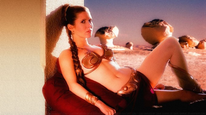 RIP Carrie Fisher Carrie_fisher_princess_leia_l_by_dave_daring-d7xngzf-680x380