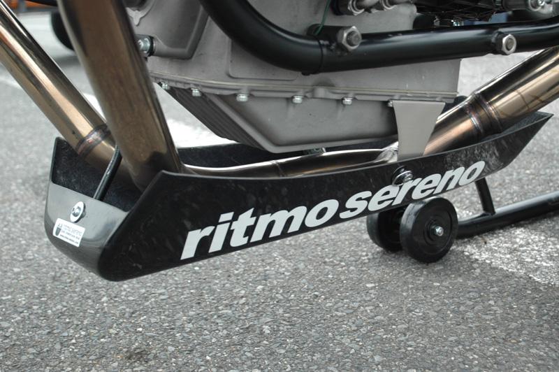 Ritmo Sereno  et maintenant 46works  R80hp-d