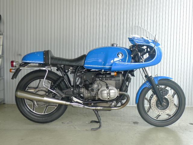 R100RS Café Racer Brat Style P1080159