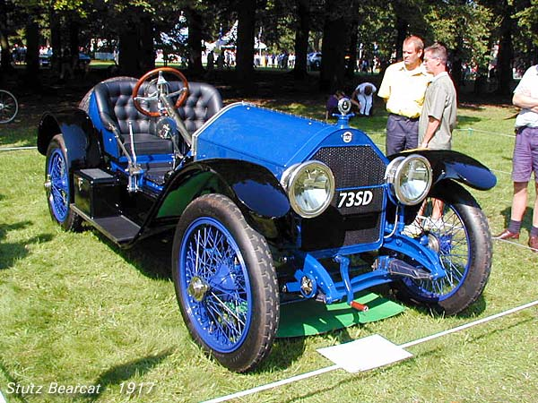 Build your own Quadricycle! Stutz_Bearcat_1917