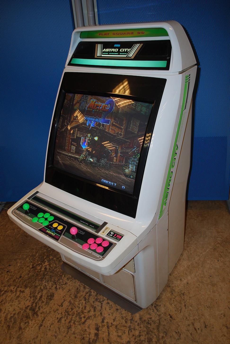 [For Sale] Sega Astro City Cabinet Astro1