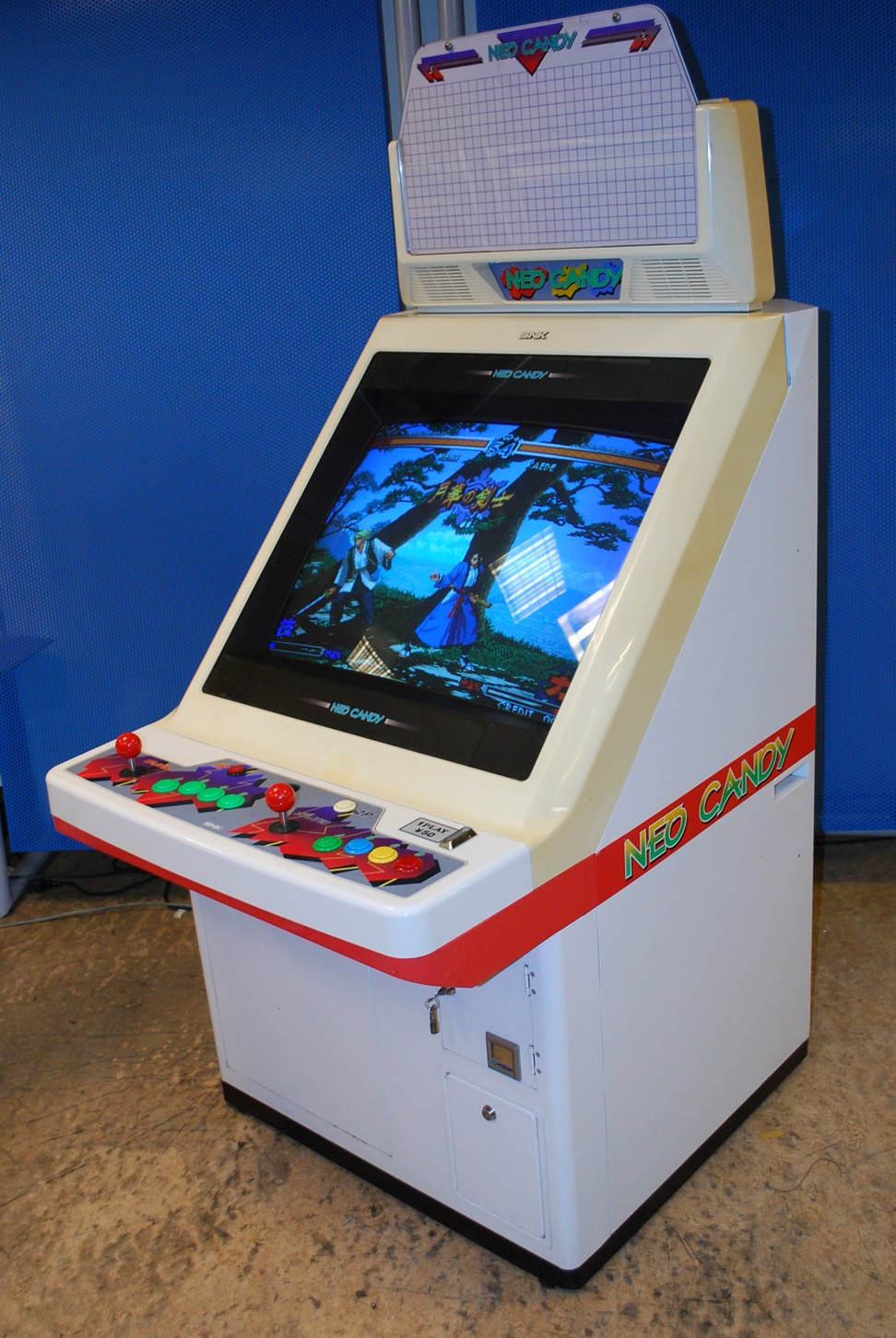 [For Sale] SNK Candy 29 cabinet C29