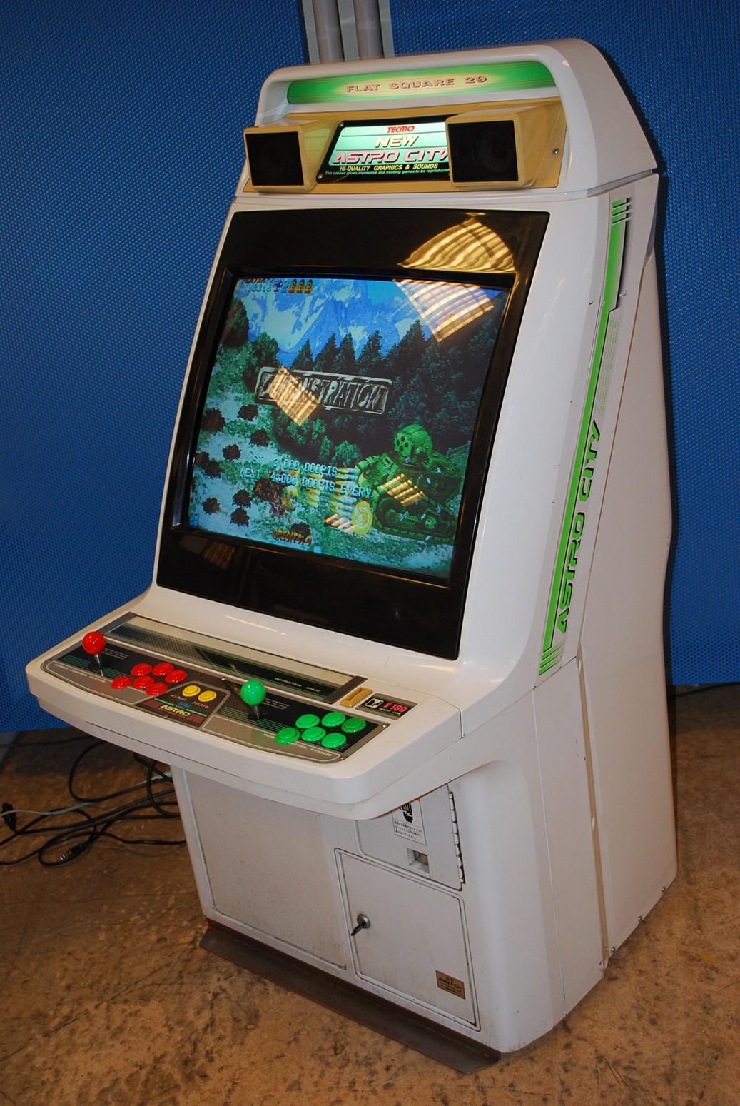 [Sold] Sega (Tecmo) New Astro City NAC