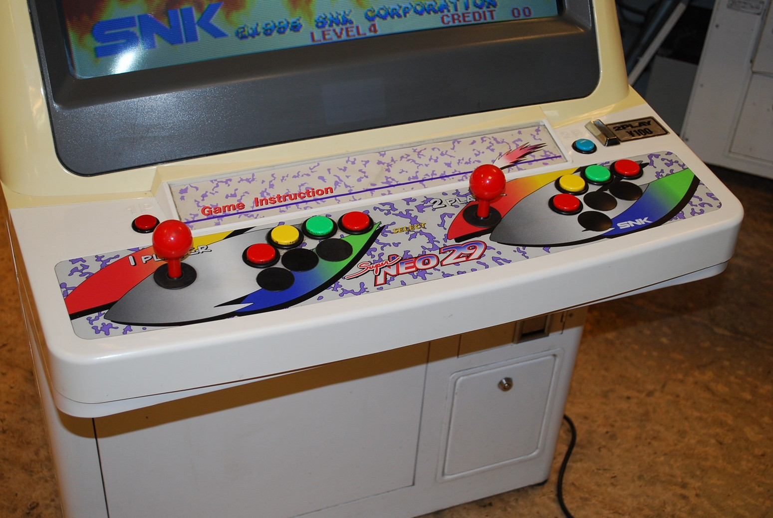 [Te Koop] SNK Candy Super NEO 29 Candy cabinet Superneo%20(3)