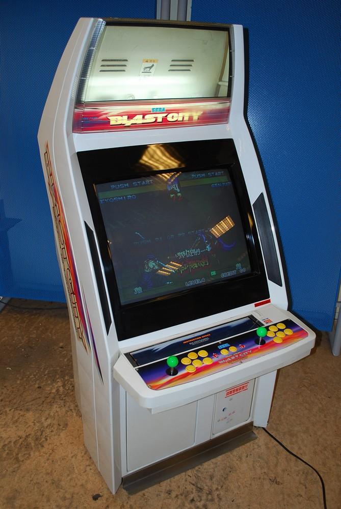 [Sold] Sega Blast City Candy Cabinet Blast%20(2)