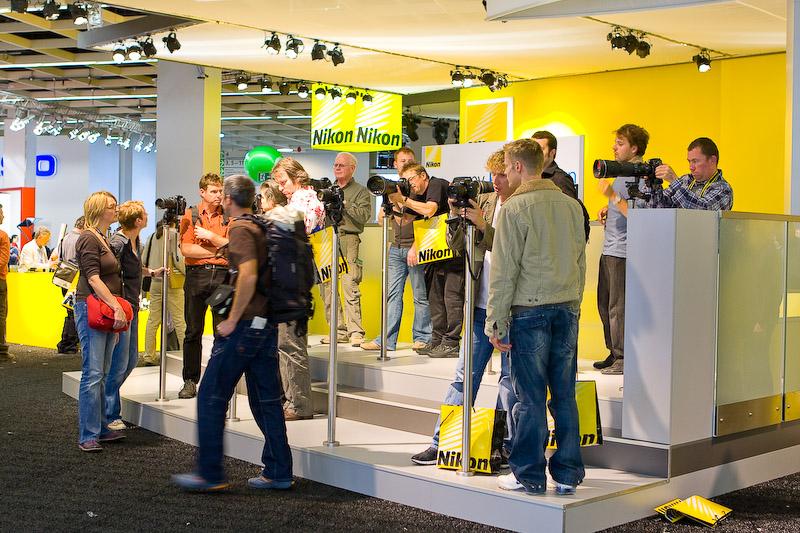 Présentation de la Photokina de Cologne ce samedi 27 Septembre 2008 20080927_0057