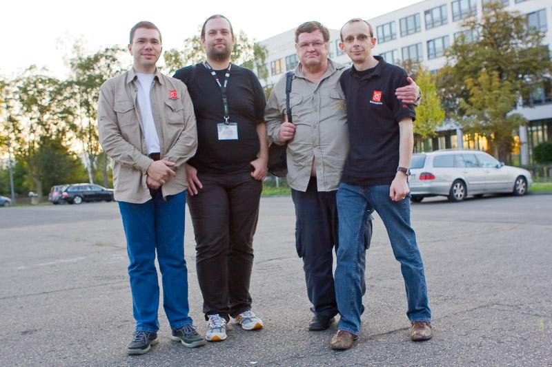Présentation de la Photokina de Cologne ce samedi 27 Septembre 2008 20080927_0109