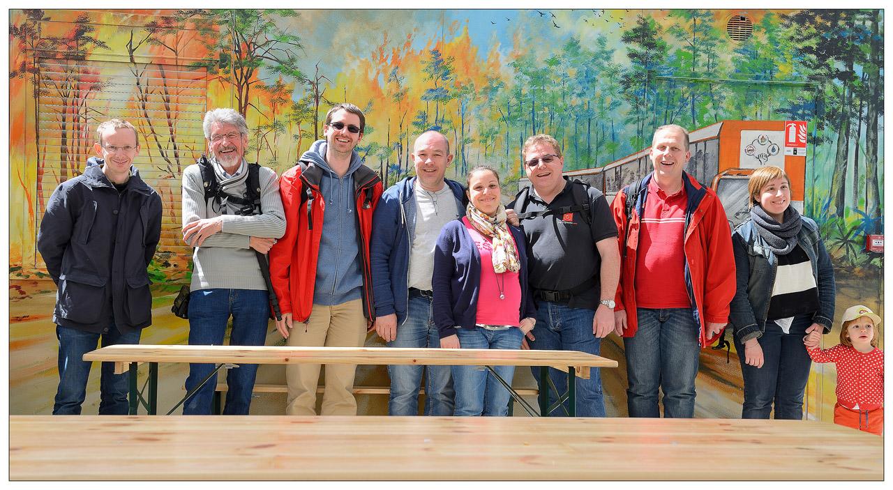 Sortie annuelle à Versailles - parc animalier de Nesles, les 2 3 4 mai 2014 : Les photos d'ambiances 800_3702