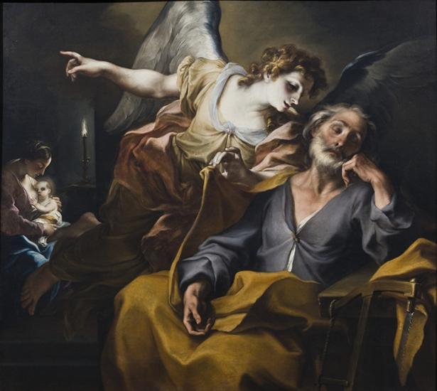 San Giuseppe, l'uomo dei sogni Legnanino