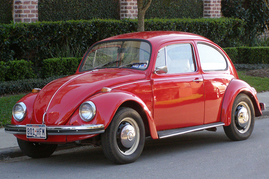 They don't make 'em like they used to! 68Beetle01