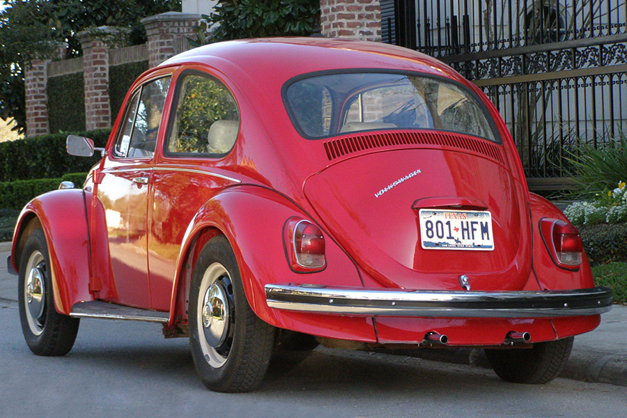 They don't make 'em like they used to! 68Beetle02