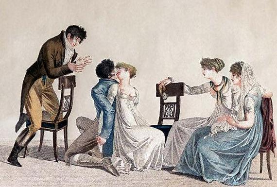 Modos de comportamiento en el amor y el cortejo por Ruth M. Lerga  Artcort4
