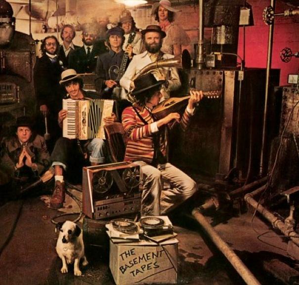 The Band - Página 4 The-Basement-Tapes-Dylan-Band