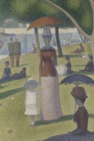 Georges-Pierre Seurat, (1859 - 1891) Seurat08150413