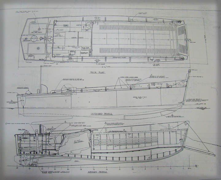 Pétrolier T2, USS Pamanset (AO-85) 1943 (Création 3D 1/200°) par Iceman29 - Page 8 Higgins-Boat-09