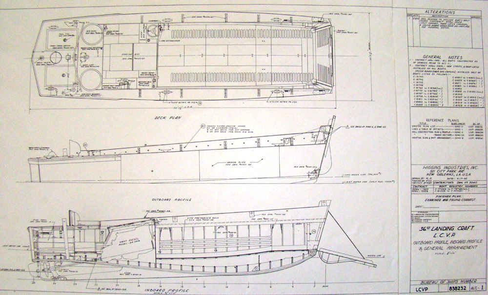 Pétrolier T2, USS Pamanset (AO-85) 1943 (Création 3D 1/200°) par Iceman29 - Page 8 Higgins-Boat-09B