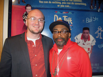 "Spike Lee realizza il documentario ""Bad 25"" - Pagina 2 Vogel_spike_lee"